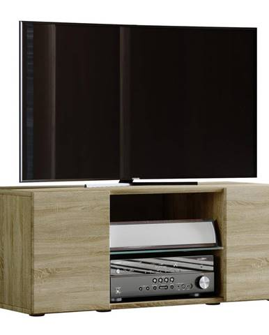 Tv - Skrinka Lowina Š: 95 Cm Dub Sonoma