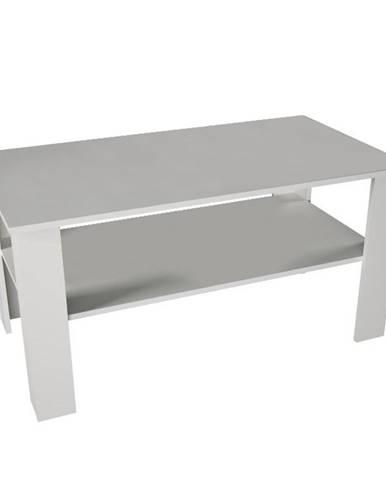 Konferenčný stolík biela GAUDI