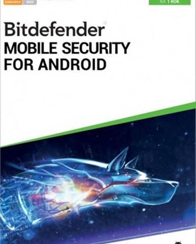 Antivír Bitdefender pre telefóny a tablety s Android, ročné lic.