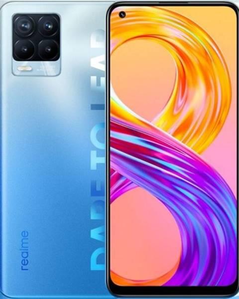 Realme Mobilný telefón Realme 8 Pro 8 GB/128 GB, modrý