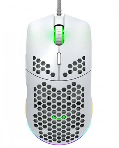 Canyon Herná myš Canyon Puncher GM-11, káblová, biela