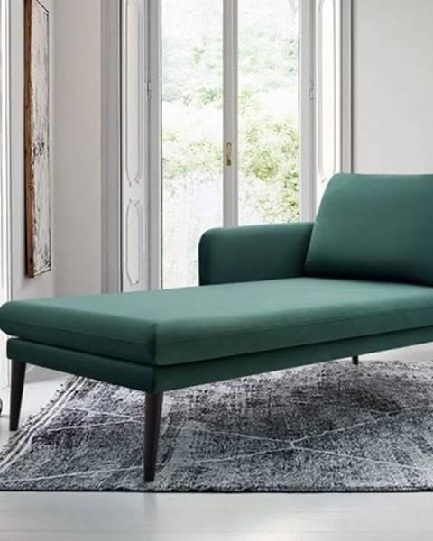 OKAY nábytok Leňoška Baia, pravá strana, zelená