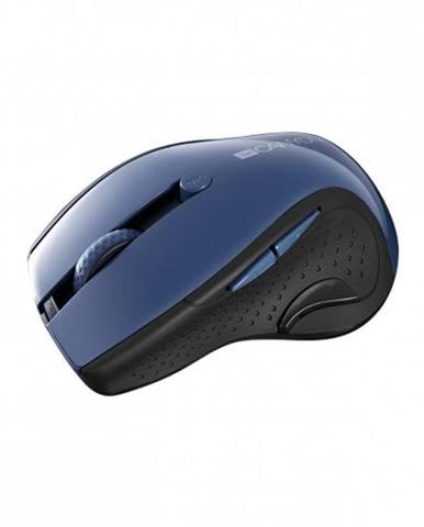 Bezdrôtová myš Canyon CMSW01, 1600 dpi, modrá