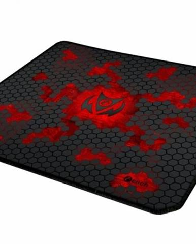 Herná podložka pod myš C-TECH ANTHEA CYBER RED
