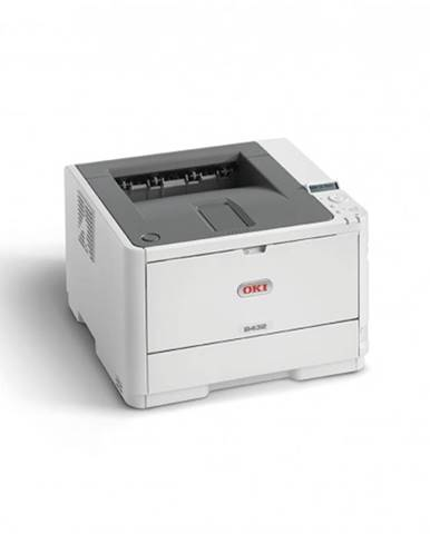 Laserová tlačiareň OKI B432dn A4, čb, 1200x1200, 40 ppm