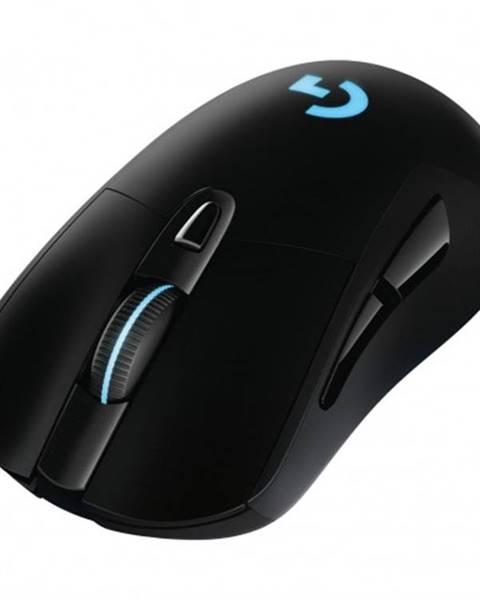 Logitech Herná myš Logitech G703 Lightspeed , bezdrôtová, čierna