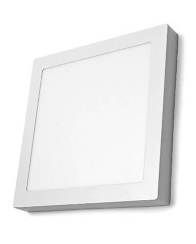 SMART stropné svetlo Nedis WIFILAC30WT, hranaté, hliník