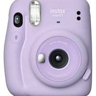 Fotoaparát Fujifilm Instax Mini 11, fialová + fotopapier 10ks