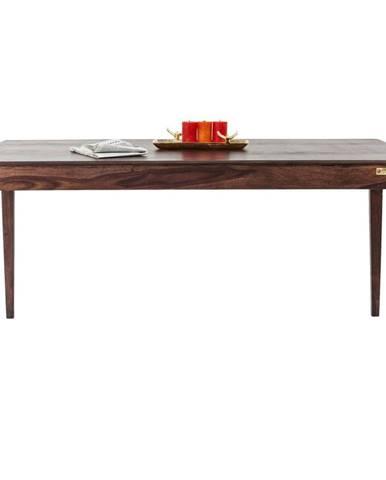 Jedálenský stôl z dreva sheesham Kare Design Brooklyn, 175 x 90 cm