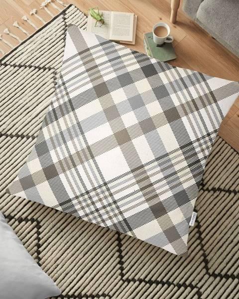 Minimalist Cushion Covers Obliečka na vankúš s prímesou bavlny Minimalist Cushion Covers Checkered, 70 x 70 cm