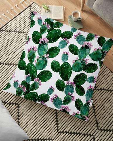 Obliečka na vankúš s prímesou bavlny Minimalist Cushion Covers Lady Catus, 70 x 70 cm