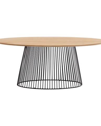 Jedálenský stôl s doskou z mangového dreva La Forma, 200 x 110 cm