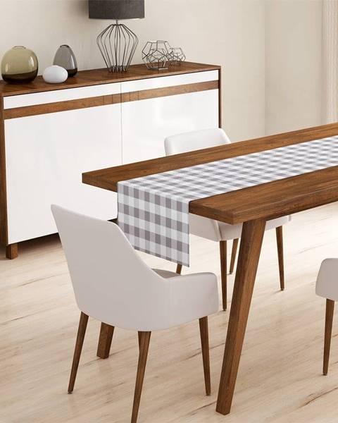 Minimalist Cushion Covers Behúň na stôl Minimalist Cushion Covers Gray Flannel, 45 x 140 cm