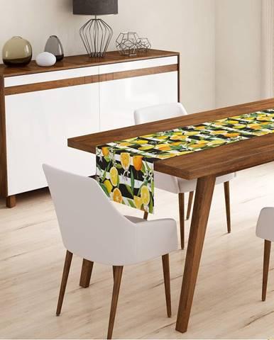 Behúň na stôl Minimalist Cushion Covers Lemon, 45 x 140 cm