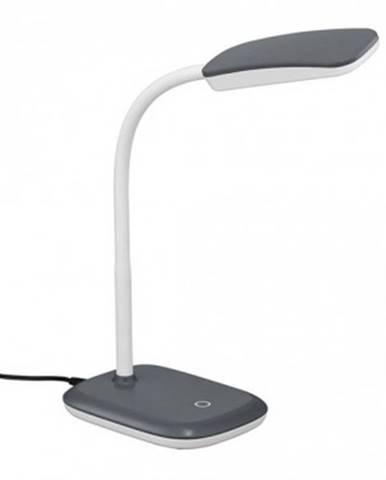 Stolná lampa Boa 52431187, šedobiela%