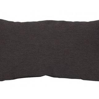 Dekoračný vankúš Vanessa 30x50 cm, antracit%