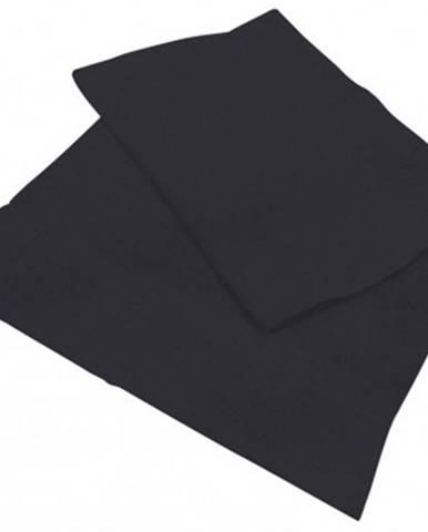Osuška Riz 70x140 cm, antracitová%