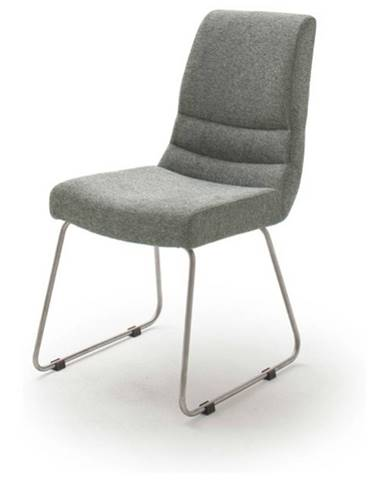 Jedálenská stolička SADIE 1 sivá