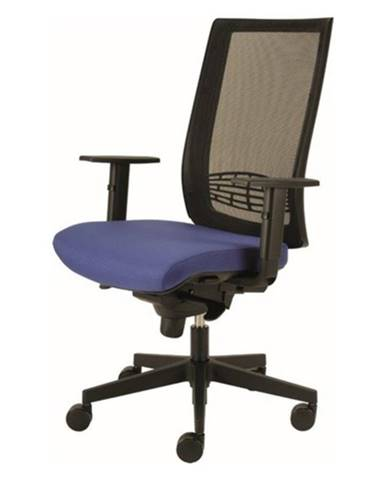 Kancelárska stolička CAMERON modrá