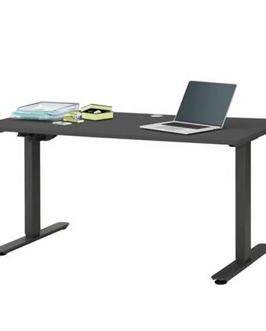 Písací stôl HOKO antracitová