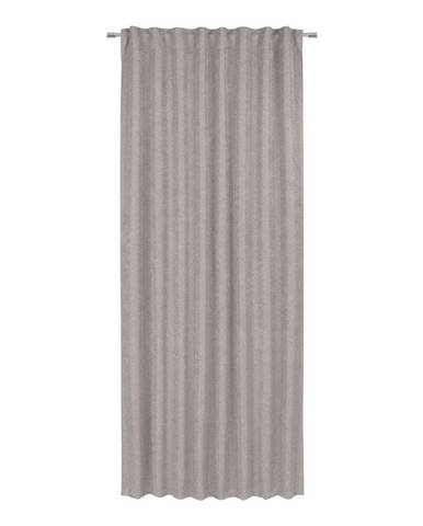 Zatemňovací Záves Valentin, 135/255cm,strieborná