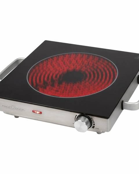 Proficook PROFICOOK EKP 1210 jednoplatničkový varič sklokeramický