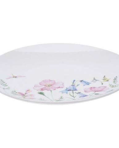 Porcelánový dezertný tanier Bloom, 21 cm