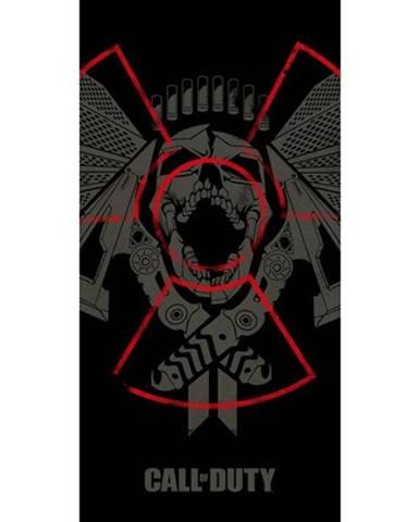 Halantex Osuška Call of Duty, 70 x 140 cm