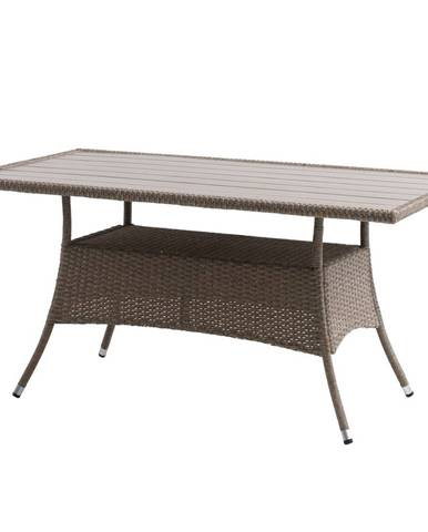 Záhradný ratanový stôl 150cm STRIB