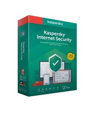 Kaspersky Internet Security 3x 1 year Base BOX