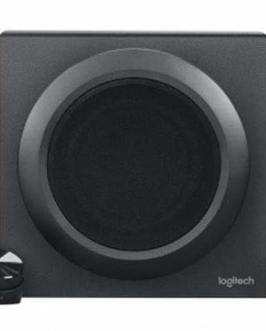 Reproduktory Logitech Z333, 80W, 2.1, čierna