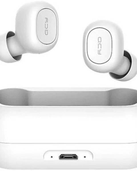 QCY True Wireless slúchadlá QCY - T1C, biele