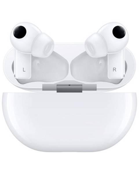 Huawei True Wireless slúchadlá Huawei FreeBuds Pro, biele