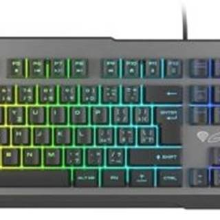 Herná klávesnica Genesis Rhod 500 RGB, CZ/SK layout