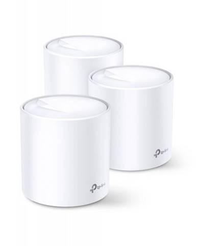 WiFi Mesh TP-Link Deco X60, AX3000, 3-pack