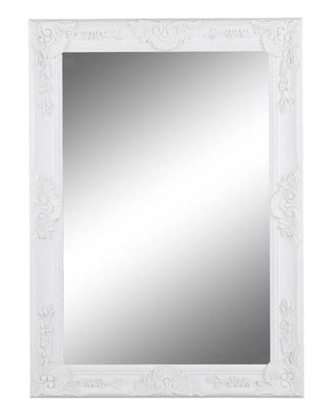 Kondela Zrkadlo biely rám MALKIA TYP 9