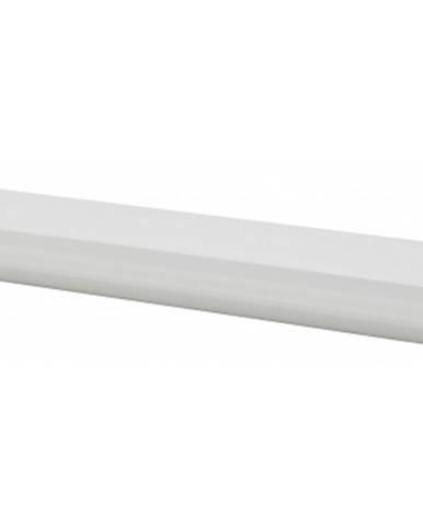Polica na stenu Duraline Classic 60 cm, biela%
