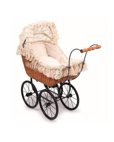 Kočiarik pre bábiky Legler Cornelia