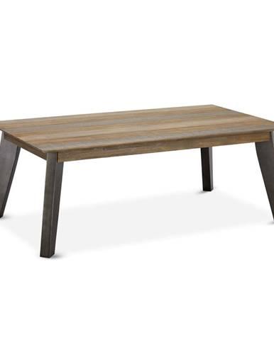 Konferenčný stolík z akáciového dreva FurnhoMalaga