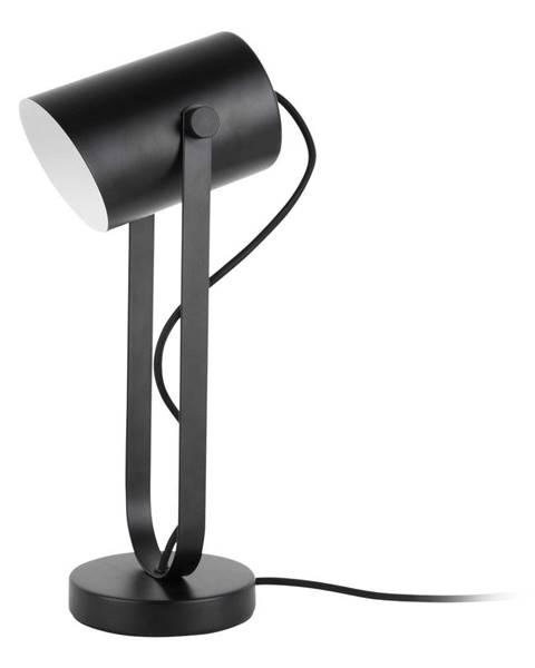 Leitmotiv Čierna stolová lampa Leitmotiv Snazzy