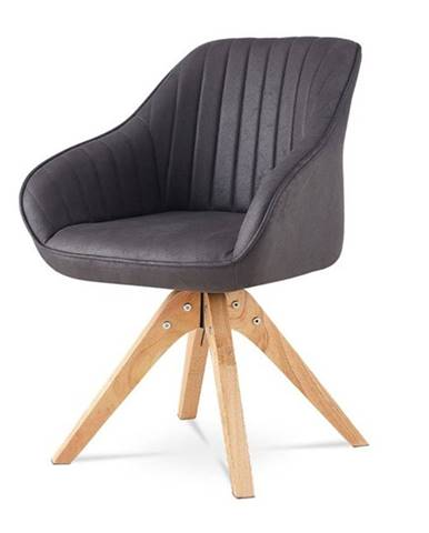 Jedálenská stolička CHIP II sivá