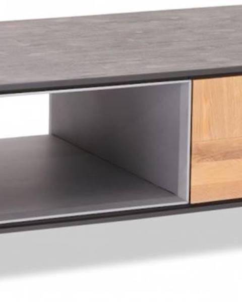 OKAY nábytok Konferenčný stolík Hakon - 120x45x75 cm