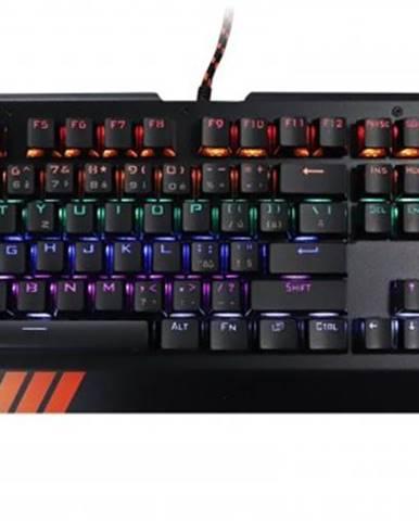 Herná klávesnica Canyon Hazard