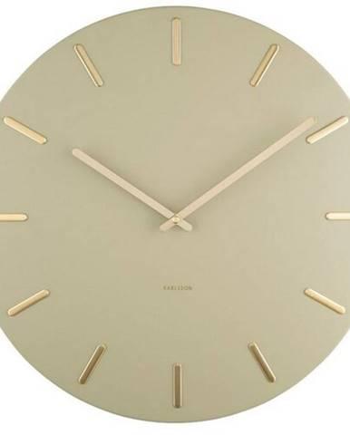 Karlsson 5716OG dizajnové nástenné hodiny, pr. 45 cm