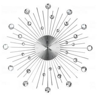 Lowell 14959 Dizajnové nástenné hodiny pr. 50 cm