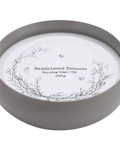Sviečka V Kvetináči Ava, Ø/v: 15,8/7,6cm