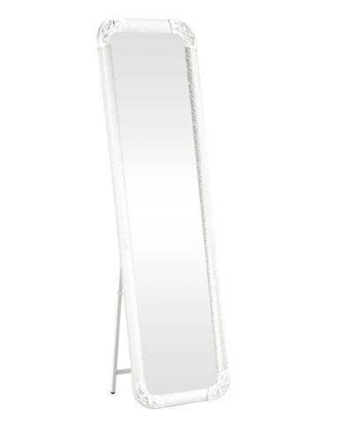 Stojanové zrkadlo strieborná EZRIN