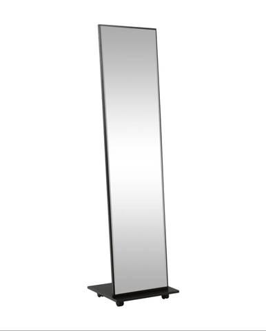 Zrkadlo na kolieskach čierna NEPTUN