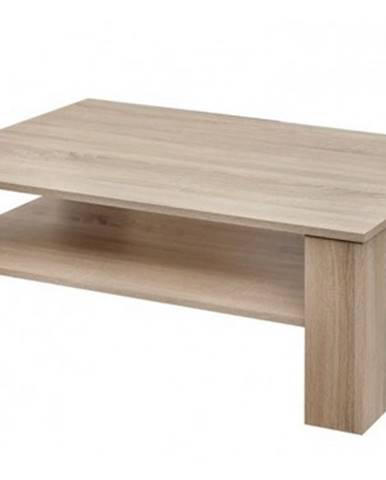 Konferenčný stolík Doux, dub sonoma%