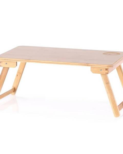 Herding Bambusový stolík na notebook Koda, 22 x 30 x 50 cm